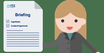Wir erstellen Dein Briefing - Agenturfinder1