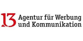 13 Agentur für Werbung und Kommunikation GmbH