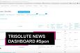 Trisolute News Dashboard