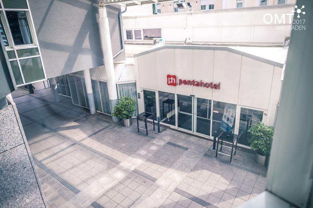 pentahotel in Wiesbaden