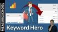 Keyword Hero Data Back