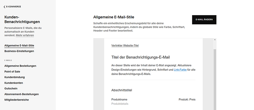 Squarespace_E-Commerce-Benachrichtigung