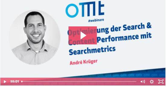 Searchmetrics Webinar Thumbnail
