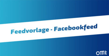 Feedvorlage - Facebookfeed
