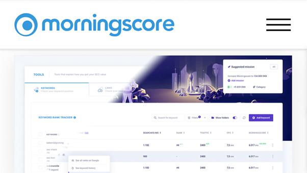 Morningscore Qualitätsmerkmale