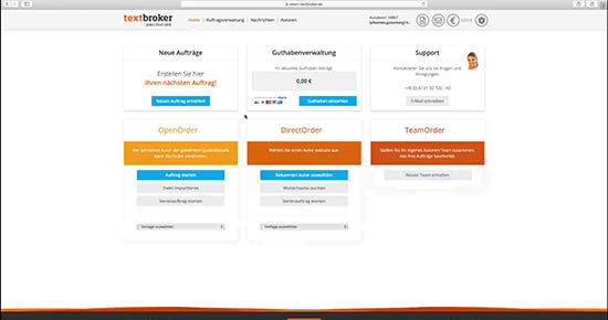 Thumbnail Textbroker Wistia Video