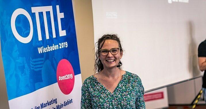 OMT-Experte Sarah Weitnauer