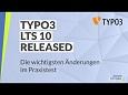 Typo3 Neuerungen