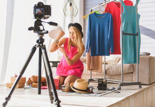 Mode Blogger
