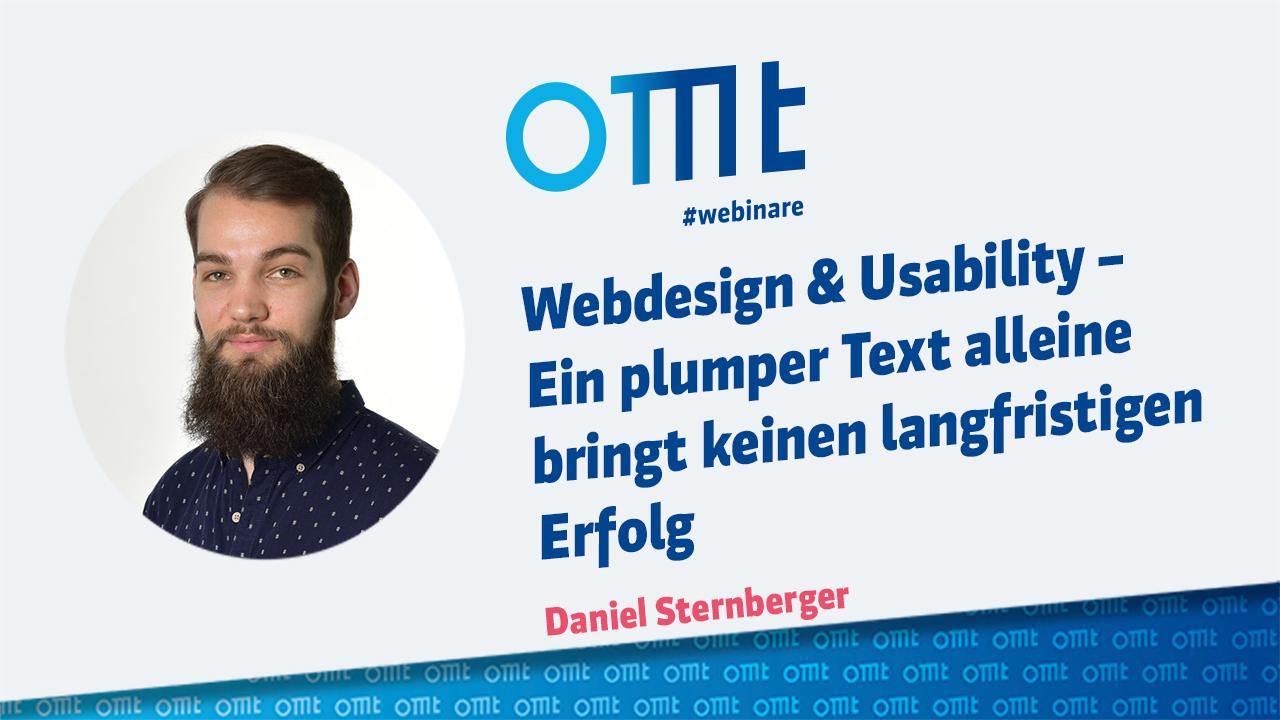 Webdesign & Usability – Ein plumper Text alleine bringt keinen langfristigen Erfolg