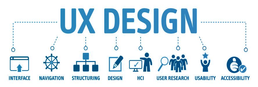 User Design - UX Design - UI Design -