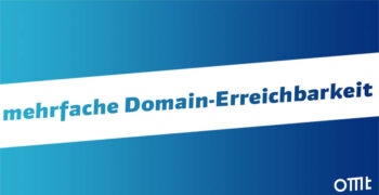 mehrfache Domain-Erreichbarkei...