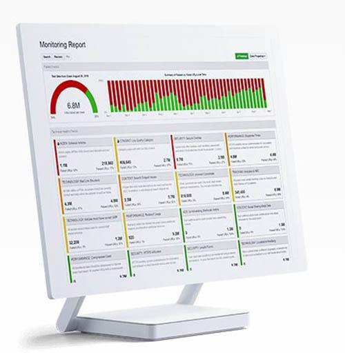 Audisto Screenshot