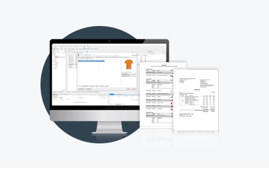 JTL ERP Screenshot Webseite