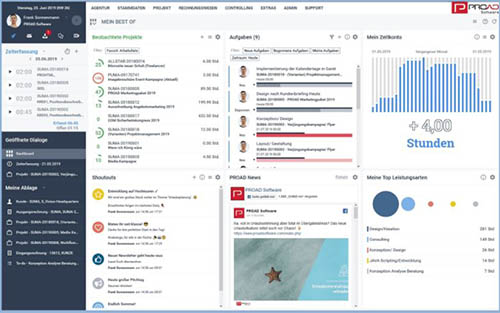 PROAD Dashboard