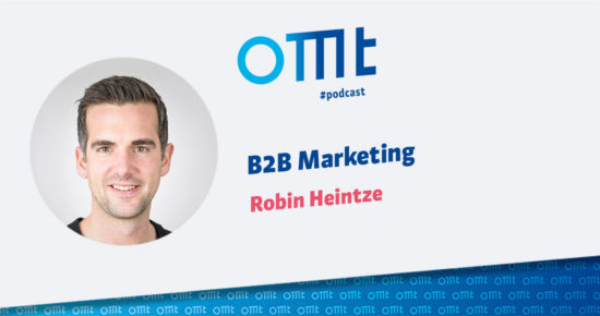 B2B Marketing – OMT-Podcast Folge #039