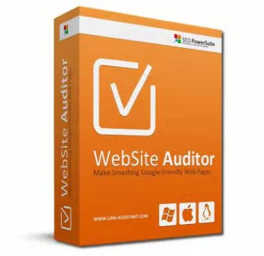 SEO Powersuite Website Auditor Enterprise