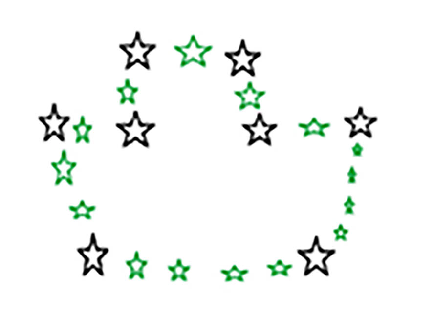 BeraTina Gastbeitrag OMT Sternenbild dichter