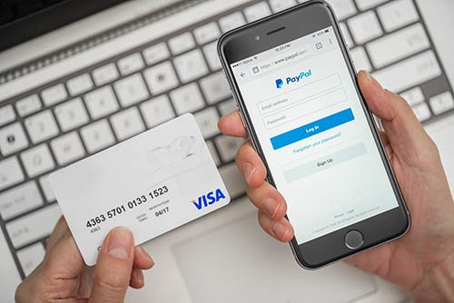 Payment-Anbieter PayPal