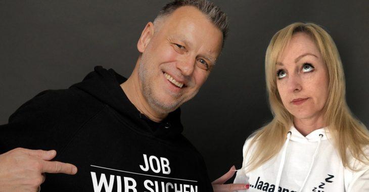 Jennifer Long und Klaus Schenkmann