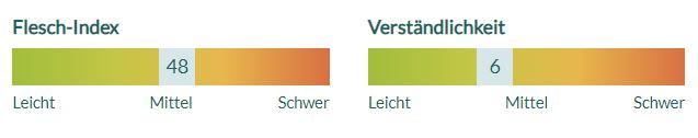 8_Flesch-Verständlichkeit - KarlsCore