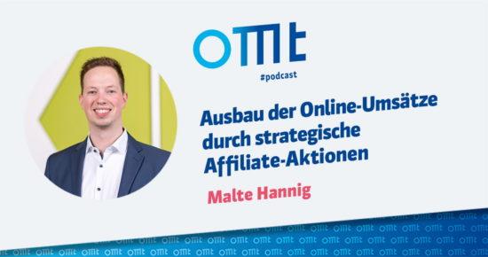 Ausbau der Online-Umsätze durch strategische Affiliate-Aktionen – OMT-Podcast Folge #056