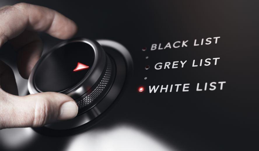 Whitelist - Blacklist - Greylist - Throttling