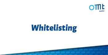 Was bedeutet Whitelisting?
