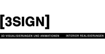 3SIGN 3D Visualisierungen und 3D Animationen