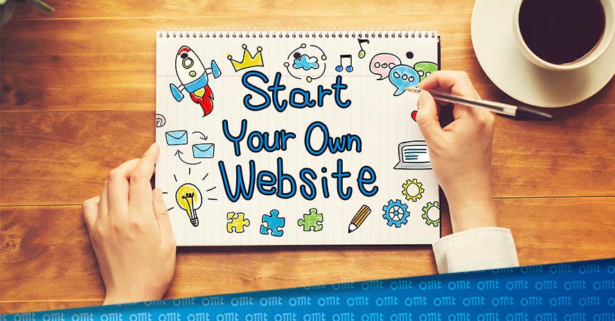 Public Relations Own Website