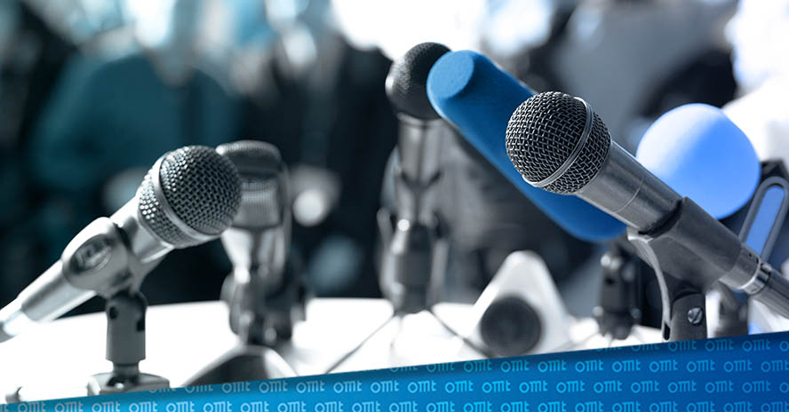 Public Relations Pressekonferenzen