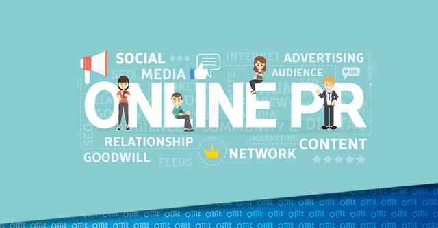 Public Relations (PR) im Online Marketing Mix