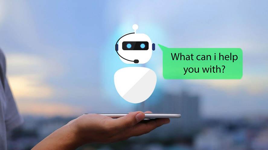 Bild von Chatbot für Kapitel Vorteile
