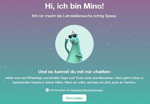 Mino Chatbot