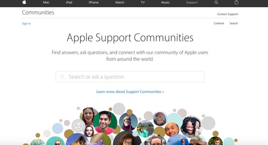 Die Apple Support Community