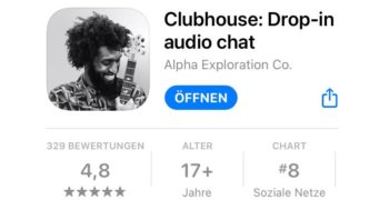 Clubhouse – nur ein Hype oder Plattform mit Marketing-Potenzial?