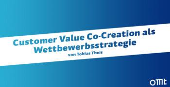 Customer Value Co-Creation als...