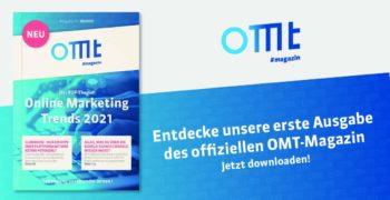 OMT-Magazin: Ausgabe #1