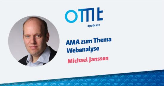 AMA zum Thema Webanalyse – OMT Podcast Folge #080
