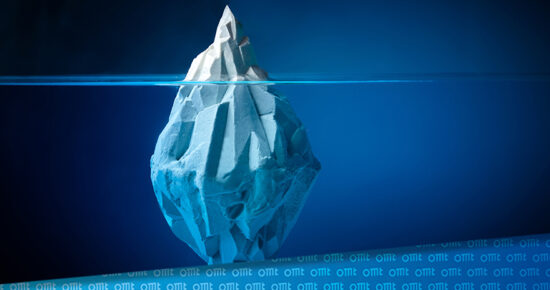 Zwischenmenschliche Beziehungen mit dem Eisbergmodell verbessern