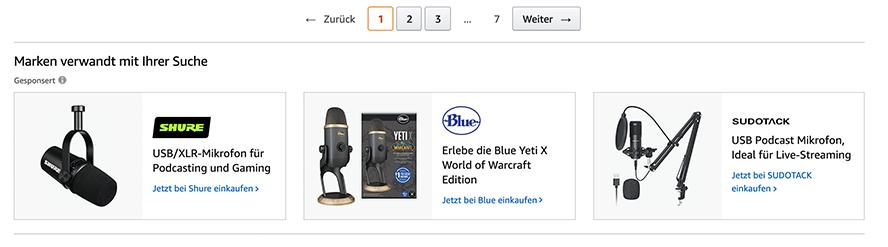amazon_sponsored_brands_Platzierung einer Sponsored Brands Anzeige ganz unten