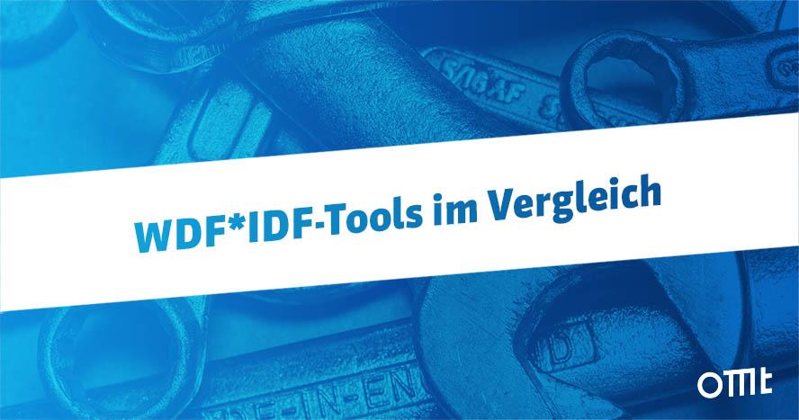 13 WDF*IDF-Tools im Vergleich