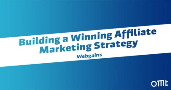 Building a Winning Affiliate Marketing Strategy