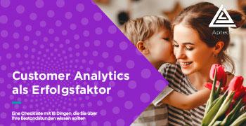 Customer Analytics als Erfolgsfaktor