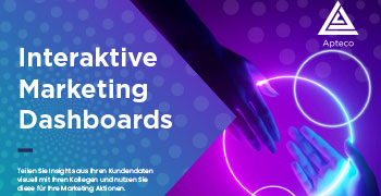 Interaktive Marketing Dashboards