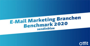 E-Mail Marketing Branchen Benc...