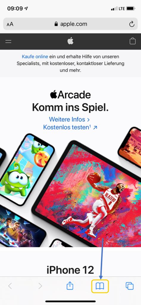 IPhone_Cookies_Löschen_1