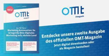 OMT-Magazin: Ausgabe #2