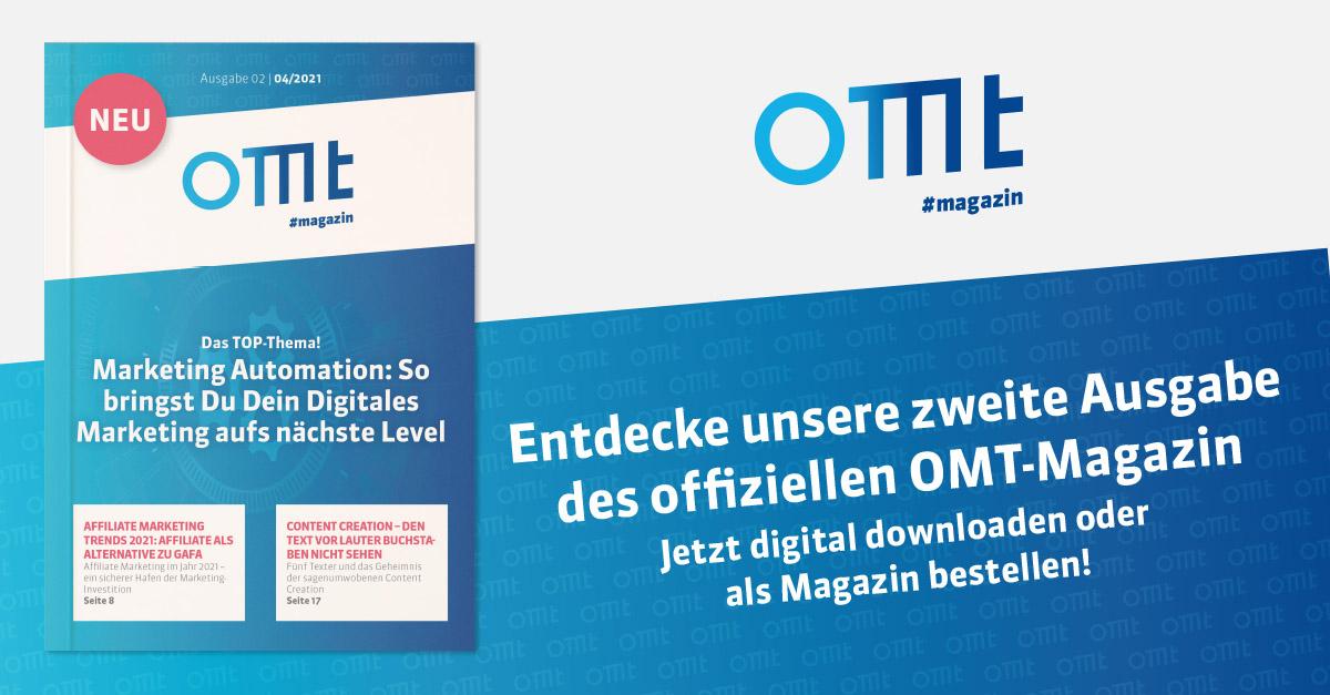 OMT Magazin - Ausgabe 2