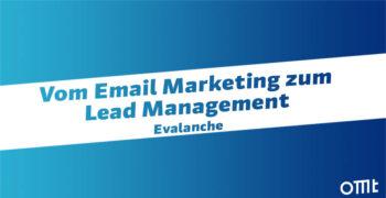Vom Email Marketing zum Lead Management